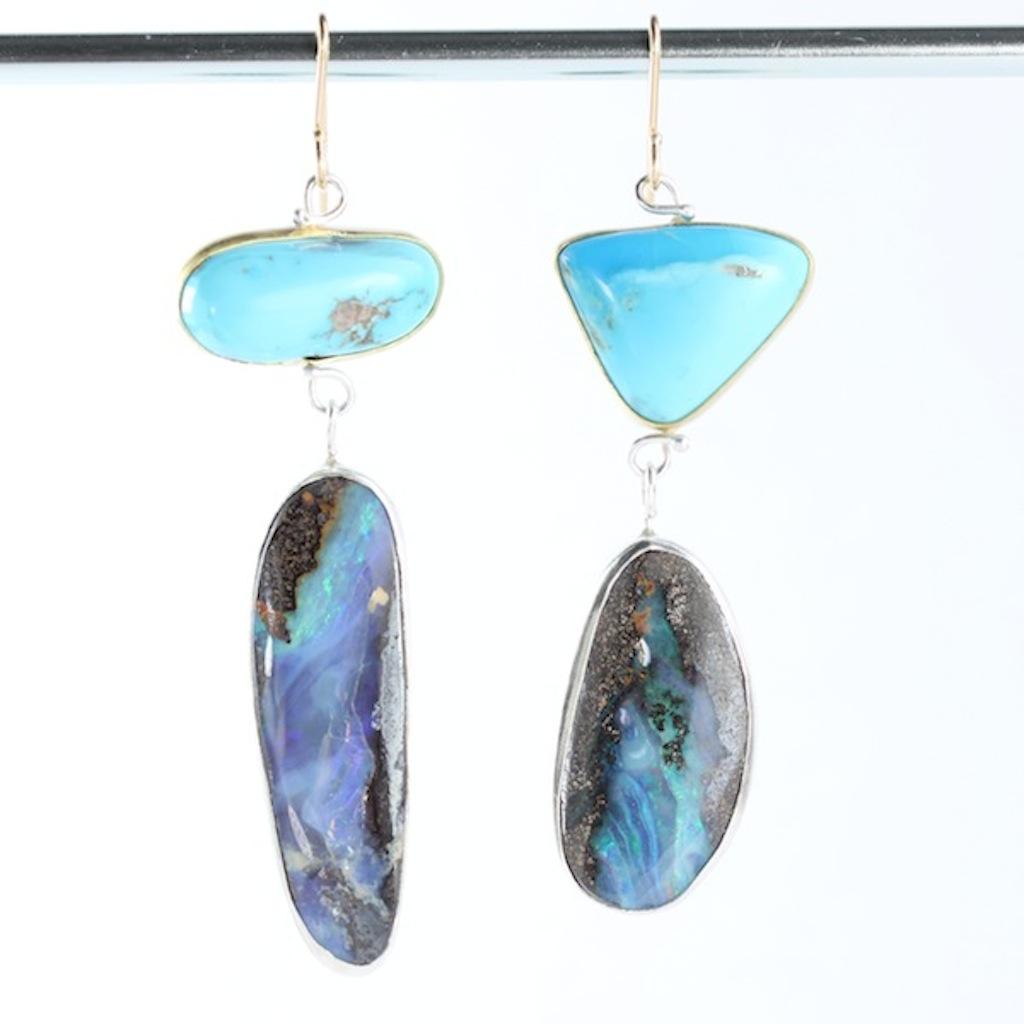 Turquoise_Boulder_Opal_Earrings 2016